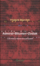 admiral. bitumen. zodiak - bog
