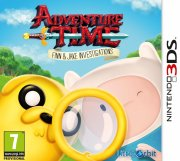 adventure time: finn and jake investigations - nintendo 3ds