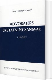 advokaters erstatningsansvar - bog