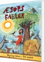æsops fabler - bog