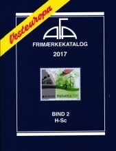 afa vesteuropa 2017 bind 2 - bog