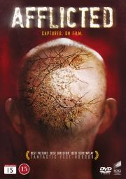 afflicted - DVD