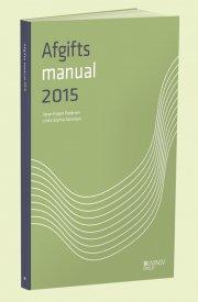 afgiftsmanual 2015 - bog