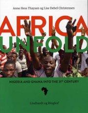 africa unfold - bog