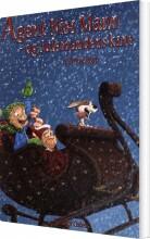 agent niss mann og julemandens kane - bog