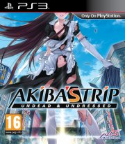 akiba's trip: undead & undressed - PS3