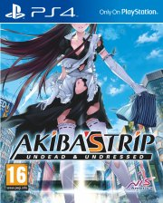 akiba's trip: undead & undressed - PS4