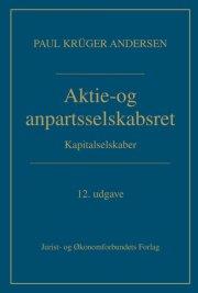 aktie- og anpartsselskabsret - bog