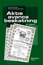 aktieavancebeskatning - bog