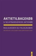aktietilbagekøb og selvfinansierede aktiekøb - bog