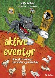 aktive eventyr - bog