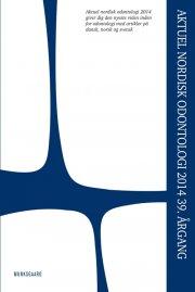 aktuel nordisk odontologi 2014 - bog