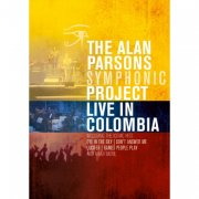 alan parsons symphonic project - live in colombia - DVD