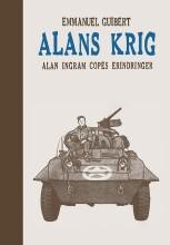 alans krig - bog