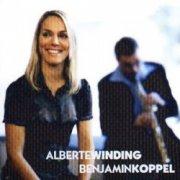alberte winding / benjamin koppel - alberte winding / benjamin koppel - cd