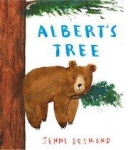 alberts træ - bog