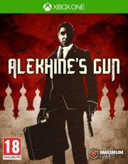 alekhine's gun - xbox one