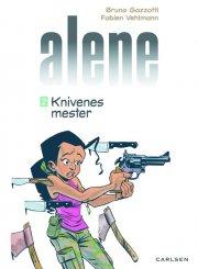 alene 2: knivenes mester - bog