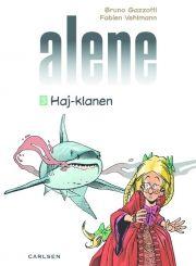 alene 3: hajklanen - bog
