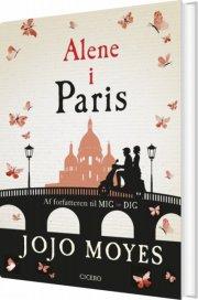 alene i paris - bog