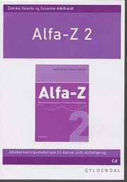 alfa-z 2, lærer-cd - bog