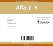 alfa-z 5 kursist-cd - bog