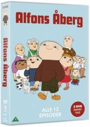 alfons åberg - episode 1-13 - DVD