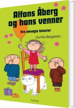 alfons åberg og hans venner - bog