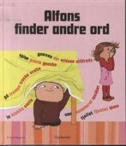 alfons finder andre ord - bog