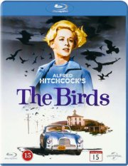 the birds - alfred hitchcock - Blu-Ray