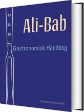 ali-bab gastronomisk håndbog - bog