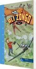 ali zongo - øgler i mosen - bog