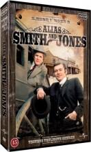 alias smith ogg jones - sæson 1 - boks 2 - DVD