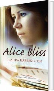 alice bliss - bog