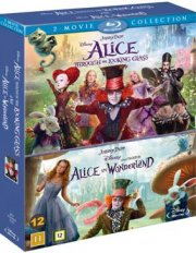 alice in wonderland 1+2 / alice i eventyrland 1+2 - Blu-Ray