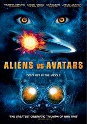 aliens vs. avatars - DVD