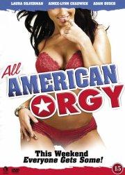 all american orgy - DVD