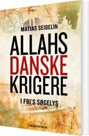 allahs danske krigere - bog