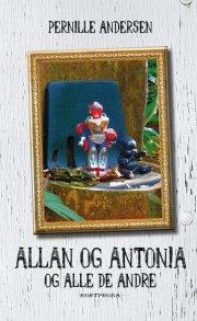 allan og antonia - bog