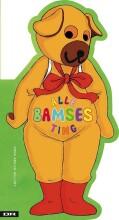 alle bamses ting - bog