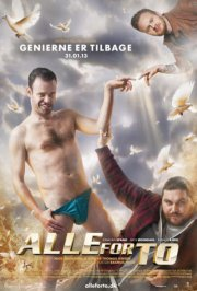 alle for to - DVD