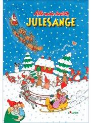 alle mine bedste julesange - med cd - bog