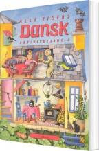 alle tiders dansk 2.kl. aktivitetsbog - bog