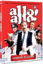 allo allo - sæson 1 - DVD