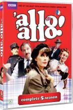 allo allo - sæson 5 - DVD