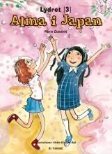 alma i japan - bog