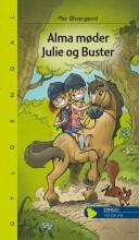 alma møder julie og buster - bog