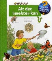alt det insekter kan - bog