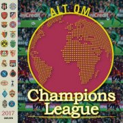 alt om champions league 2017 - bog