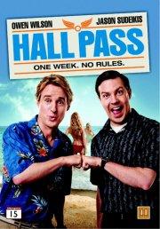 hall pass / alt tilladt - DVD